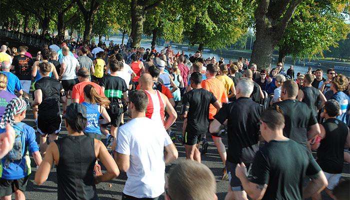 Ikano Bank Marathon Events 2017